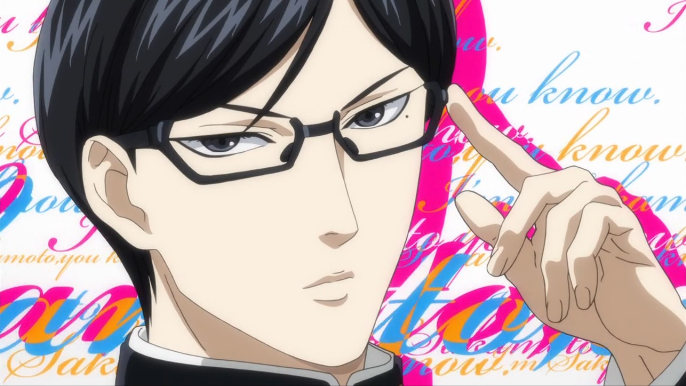 Sakamoto Desu Ga I Am So What Anime