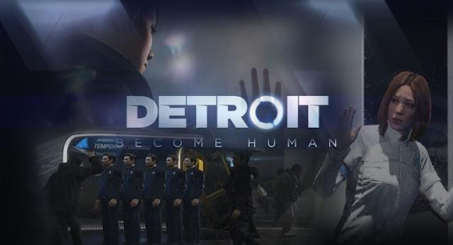 عرض لعبة Detroit : Become Human ضمن حدث Paris Games Week يثير الجدل !