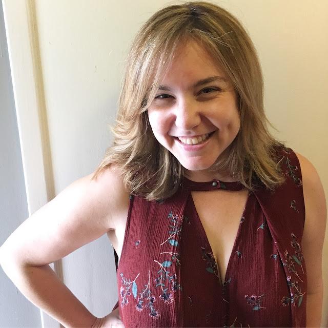 Jamie Allison Sanders, haircut, October 2016, Free People Tree Swing Top, Erin Sanders, hairstylist