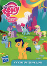 My Little Pony Wave 11 Flash Sentry Blind Bag Card