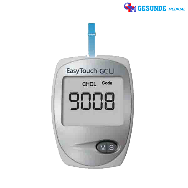 Easy Touch GCU (Alat Test Gula Darah, Asam Urat, dan Kolesterol)