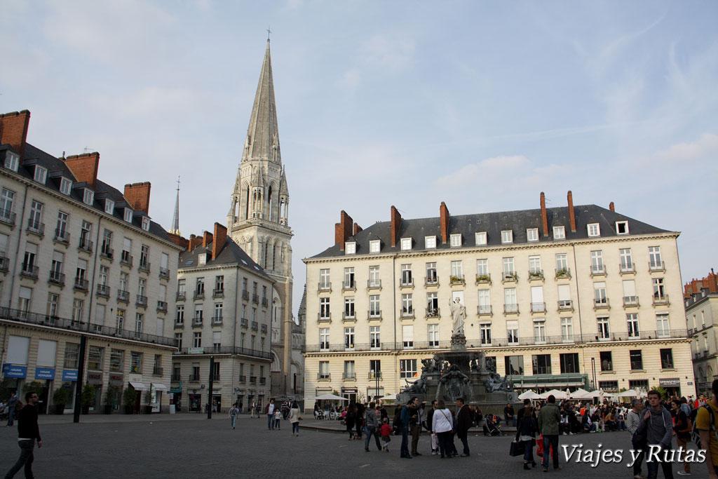Plaza Royale, Nantes