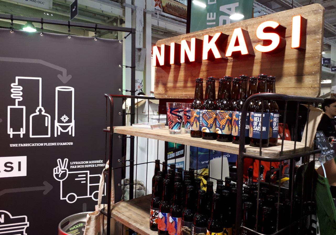 Lyon Bière Festival 2019 - Brasserie Ninkasi