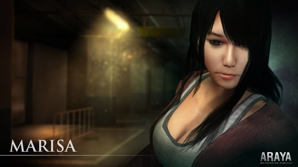 ARAYA PC Full Version Screenshot 1