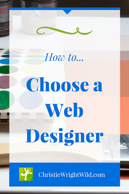 How to Choose a Web Designer || author websites | should writers create their own website | marketing for authors