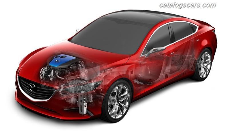 صور سيارة مازدا Takeri كونسبت 2012 - اجمل خلفيات صور عربية مازدا Takeri كونسبت 2012 - Mazda Takeri concept Photos Mazda-Takeri-concept-2012-12.jpg