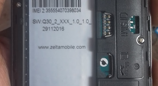 ZELTA Q30 SPD7731 FLASH FILE (Q30_2_XXX_1.0_1.0_29112016) 6.0 PAC FILE BY KHAN TELECOM