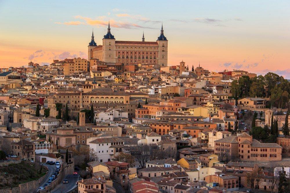 Hotel Real De Toledo Spain