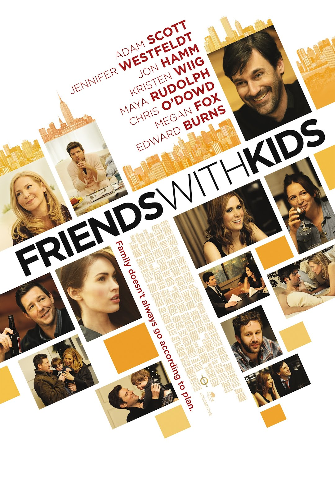 Friends With Kids Poster Teaser Trailer