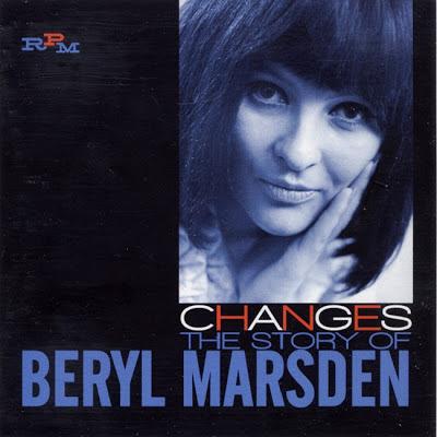 Beryl Marsden - Changes - The Story Of Beryl Marsden