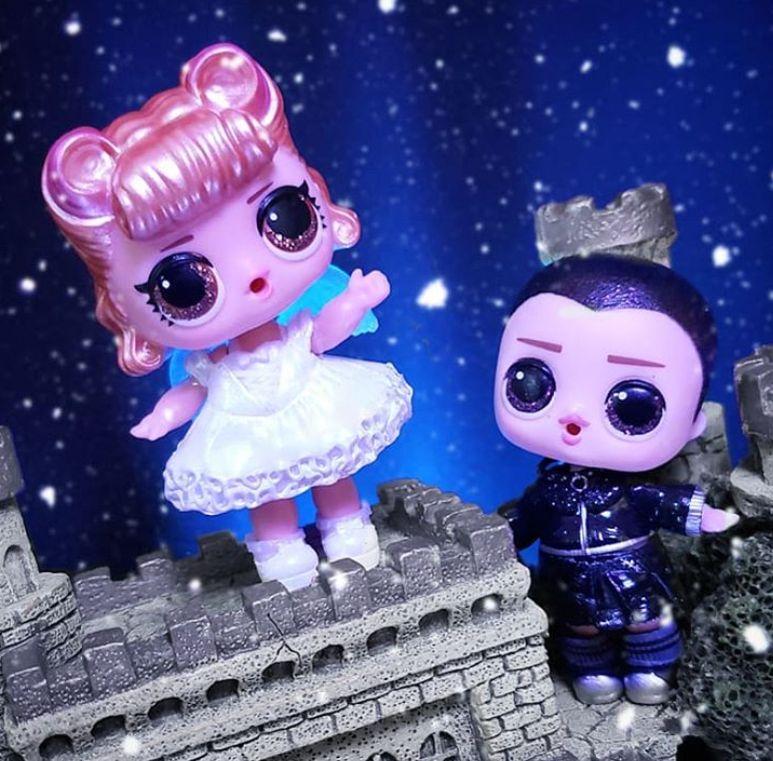 Groom And Bride Inside L O L Surprise Supreme Bffs