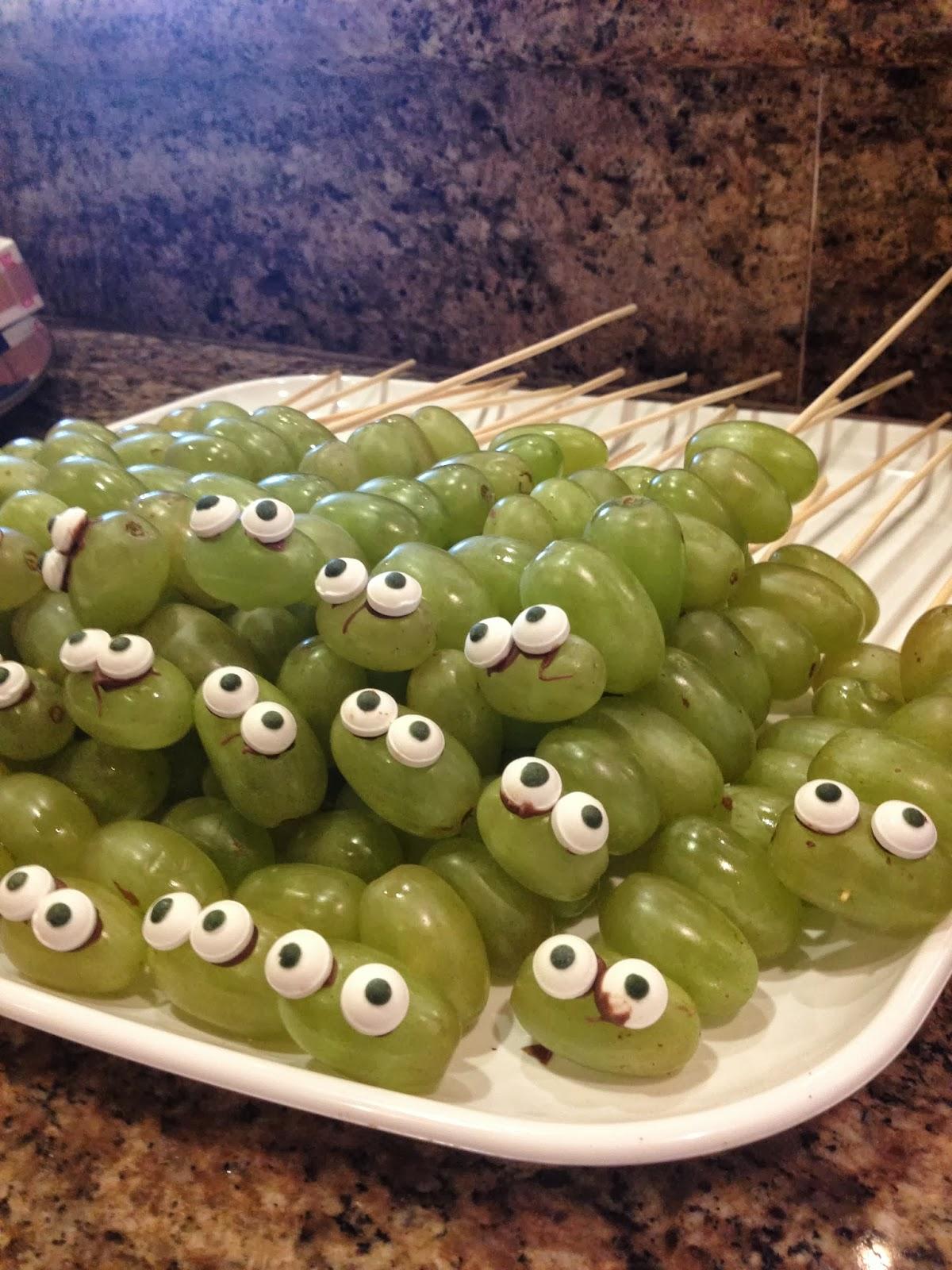 Iheartliteracy Resource Round Up Healthy Halloween Snacks