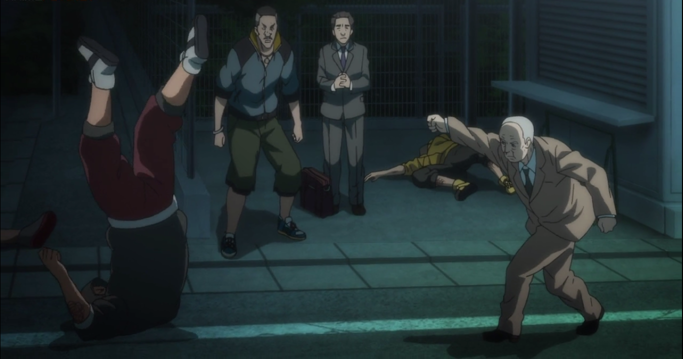 Inuyashiki Last Hero Review Capitulo 3 Pelea