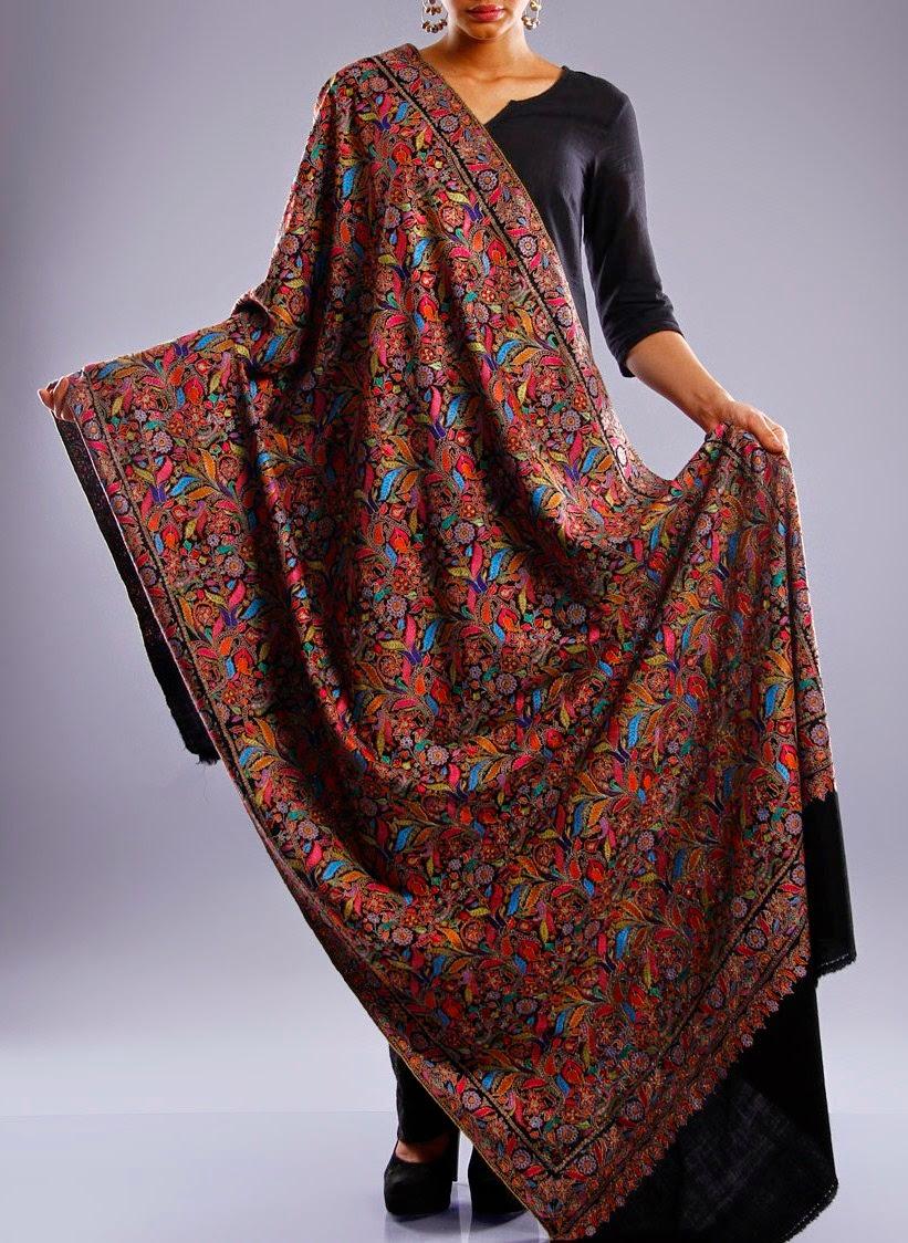 Local style: Jamawar, the woven jewel of Kashmiri shawls