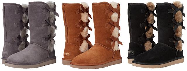 Koolaburra by UGG Victoria Tall Winter Boots $88-$91 (reg $100)