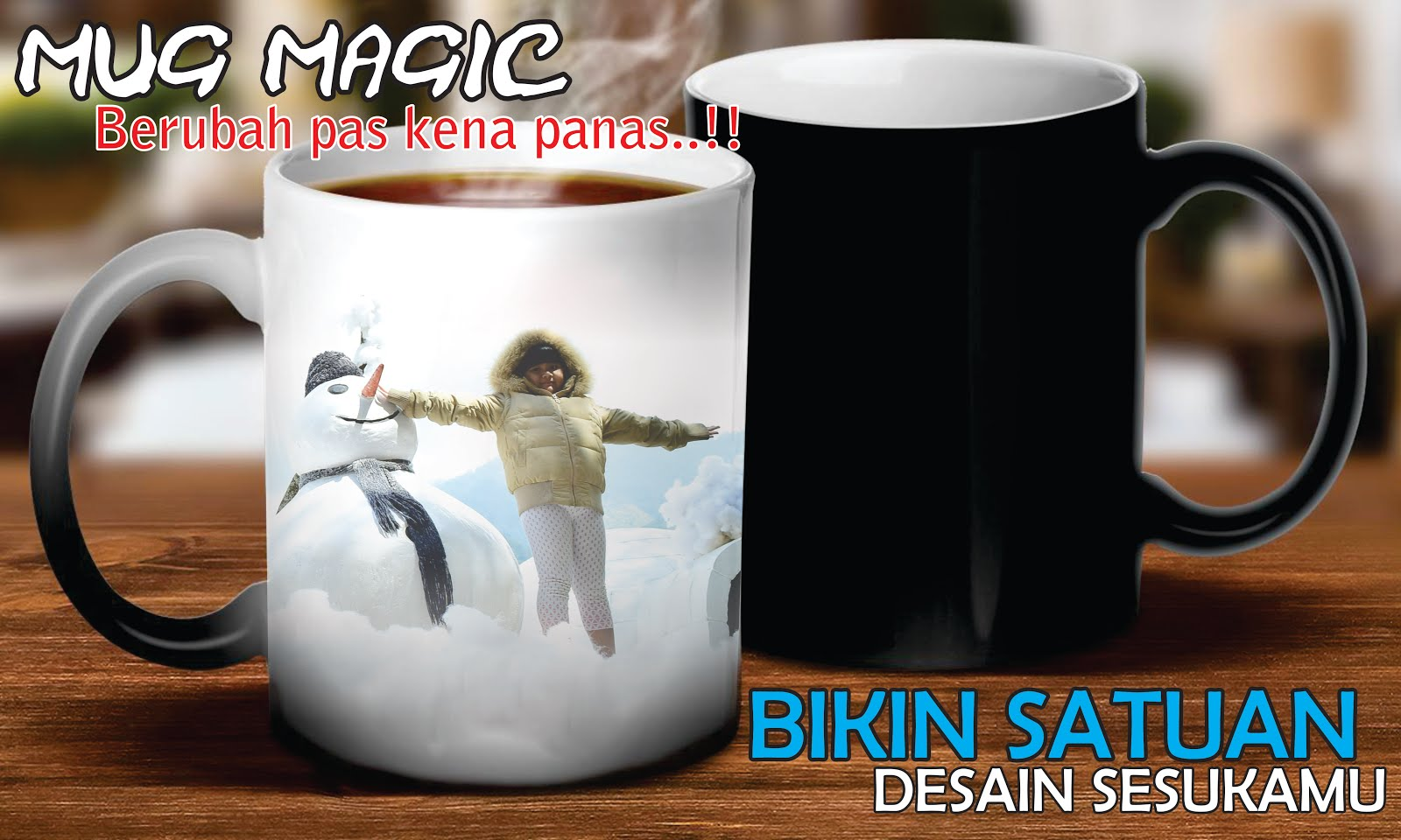 Bikin Mug Magic