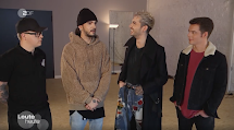 Video Tokio Hotel Interview With Leute Heute Zdf