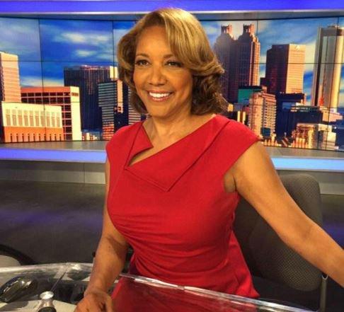 Veteran Atlanta news anchor, Amanda Davis dies after suffering massive stroke at the airport