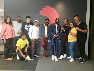 D'Banj Partners With Sony Music Africa