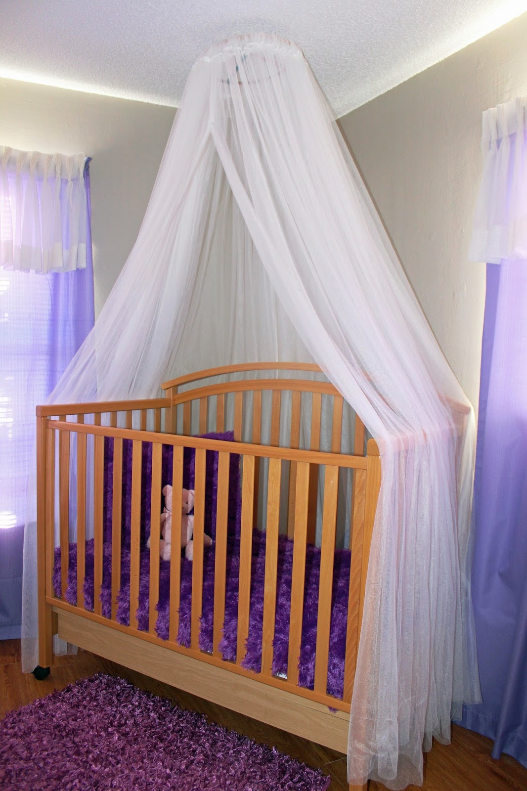 DIY: How To Make A Crib Canopy