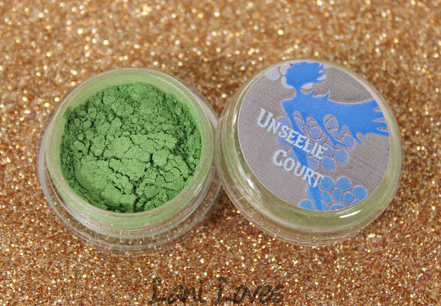 Notoriously Morbid Use Your Magick Eyeshadow Swatches & Review