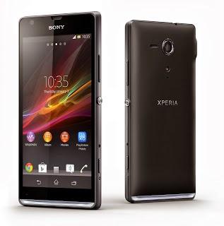 Harga terbaru Xperia Android