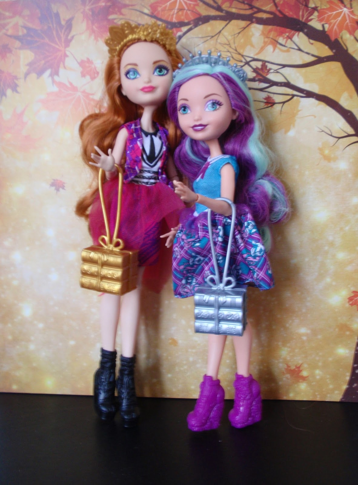 Ever After High Back to School Madeline Maddie Hatter Doll