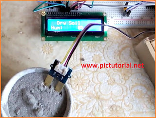 Soil Moisture Meter Project Using Microcontroller