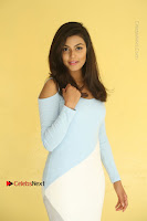 Anisha Ambrose Latest Pos Skirt at Fashion Designer Son of Ladies Tailor Movie Interview .COM 0706.JPG