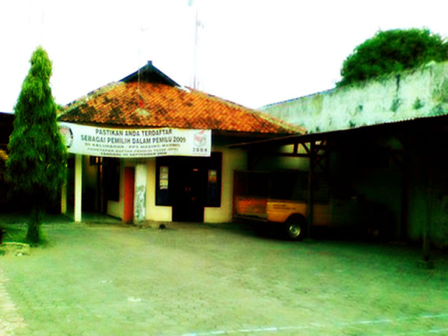 Gambar Kantor Kecamatan Pekalongan Timur, Kabupaten Pekalongan