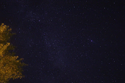 humid night sky photo