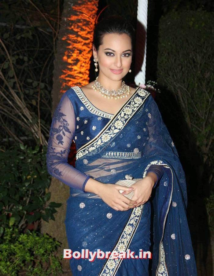 Sonakshi Sinha, Ahana Deol Wedding & Reception Pics