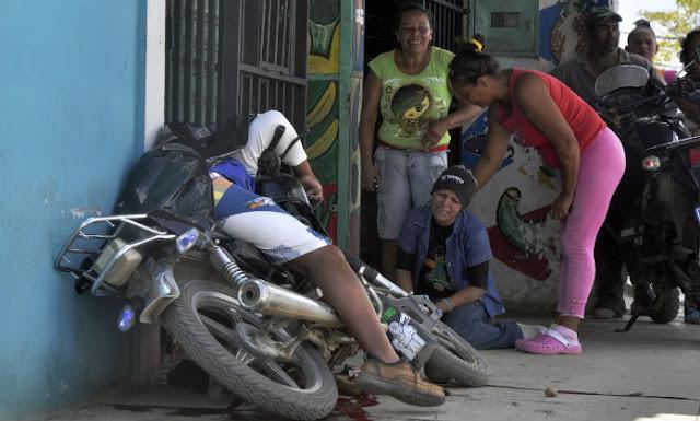 Asesinaron a mototaxista y a su cliente para robarles unos dólares en La Pastora