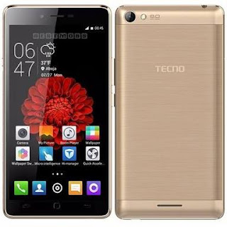 how to root tecno w4