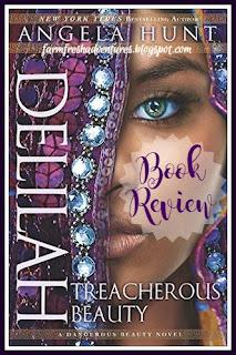 Delilah: Treacherous Beauty {Book Review}