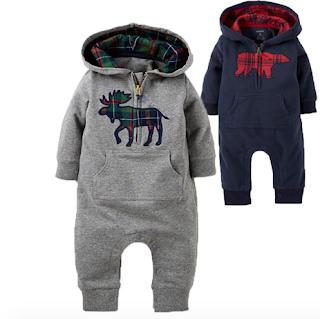macacão inverno moda bebê
