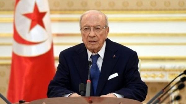 الرئيس التونسى يقرر مد حالة الطوارئ لفترة اضافية
