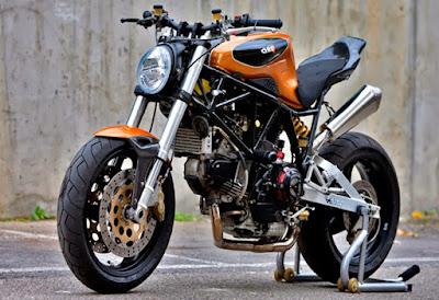 Foto Modifikasi Motor Ducati Terbaru 2016