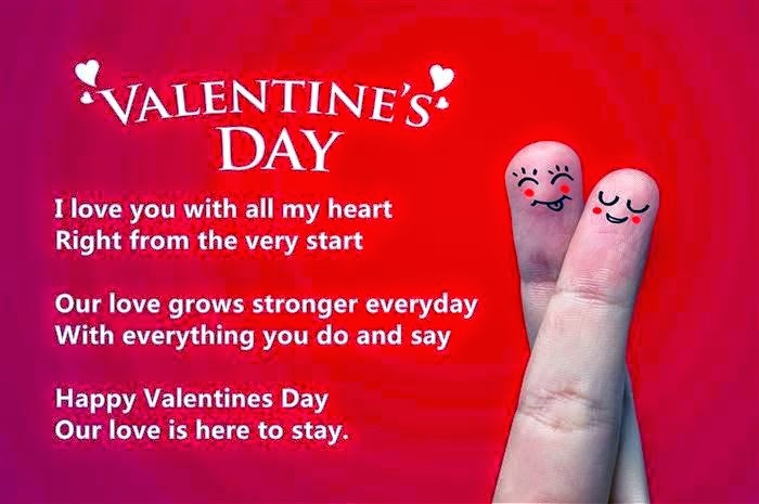 happy romantic valentine's day loving you message for girlfriend, Ideas