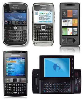 Teknologi Telepon Genggam Yang Semakin Maju