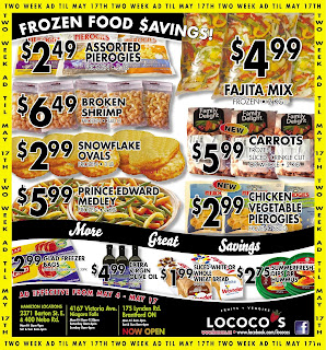 Lococo's Weekly Flyer May 04 - 17, 2018
