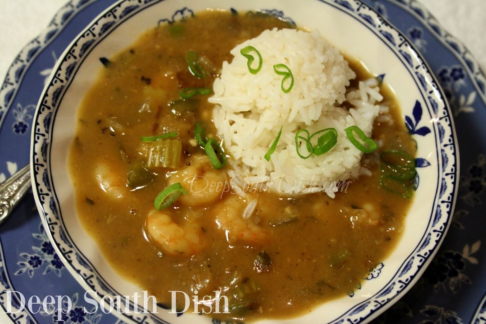 Deep South Dish Super Easy Shortcut Shrimp Etouffee
