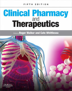 Clinical Pharmacy and Therapeutics - 5th Edition pdf free download