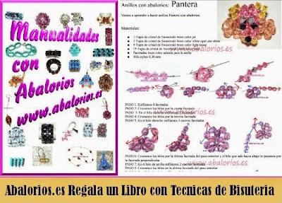 Abalorios.es Regala un Libro con Tecnicas de Bisuteria