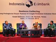 Indonesia Eximbank - Recruitment For Assistant RM for Sharia Banking LPEI April - Mei 2014