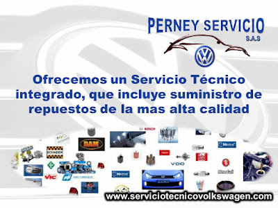 Repuestos VW