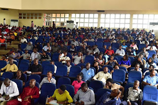FUTA 2018 SIWES Orientation: Students Charged to Acquire Necessary Skills