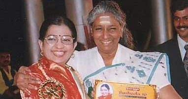 Padmabhushan Dr.P.Susheela: பி.சுசீலாவும் எஸ்.ஜானகியும் இணைந்து பாடிய பாடல்கள்