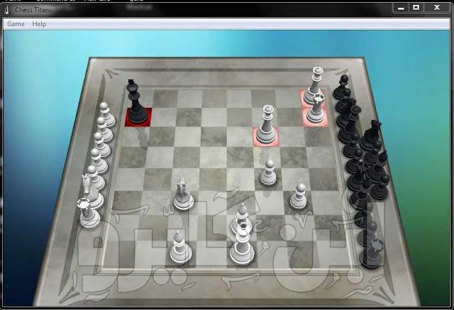تحميل Chess titans كاملة