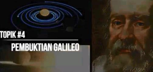 Menguak Kegagalan Heliosentrik Galileo merupakan episode ke-16 dari serial Konspirasi Bumi Datar